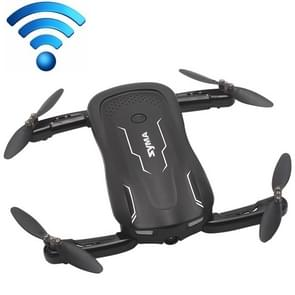 SYMA Z1 2.4GHz 4CH 4-axis Foldable WiFi 720P FPV RC Drone Quadcopter with 1.0MP Camera & Remote Control, Optical Flow Positioning,  Altitude Hold, Headless Mode, Trajectory Flight