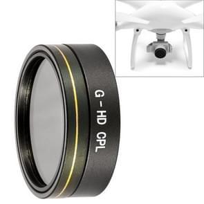 HD Drone CPL Lens Filter voor DJI Phantom 4 Pro