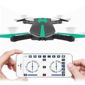 JY018 3D Flip 2.4GHz Foldable Quadcopter with 2MP Camera & LED Light & Remote Control, Headless Mode, One Key Return(Black)