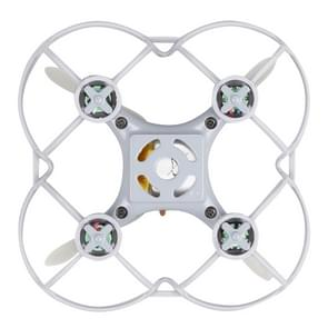 CX-10SE Mini 3D Flip 4-Channel Radio Control Quadcopter with 6-axis Gyro & LED Light & Remote Controller(White)