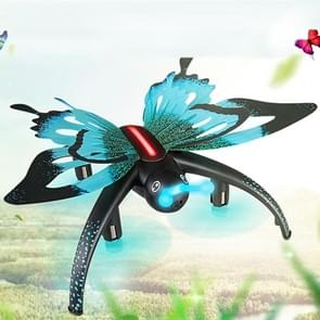 JJR/C H42 Butterfly Shaped 3D Flip WiFi Real-time FPV Drone with 0.3MP Camera & LED Light & Remote Controller