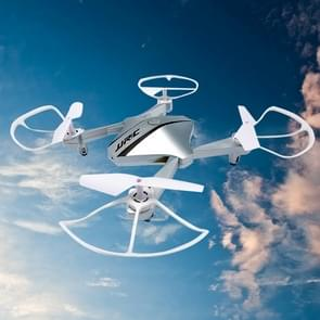 JJR/C H44WH Rhombus Folding 3D Flip WiFi Real-time App Control Quadcopter with 720P Camera & LED Light(Silver)