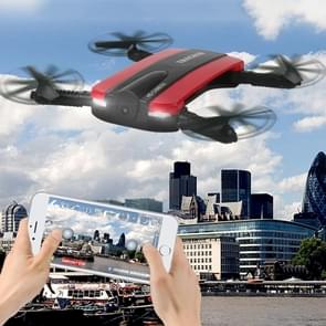 523 4-axis Gyro 2.4GHz RC Foldable Quadcopter with 0.3MP Camera, WiFi Control, Headless Mode, Altitude Hold Mode (Red)