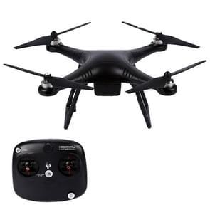 TOVSTO Aegean V2 Standard Version 6-Channel 2.4GHz Aerial Drone Quadcopter with LED Lights, US Plug, Left Hand Throttle(Black)