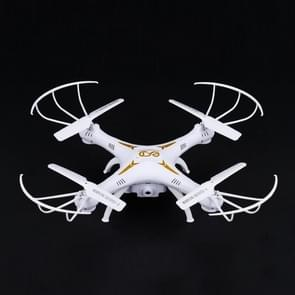 Crazydrone C1 4CH 2.4GHz Aerial Drone Quadcopter met Camera, Supports Vision Positioning, USA stekkerwit
