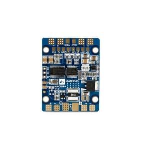HUBOSD Eco H-Type STOSD-8 Current Sensor Dual BEC OSD Distribution Board