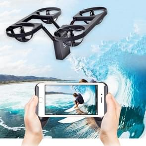 TYRC TY6 4-axis Foldable 2.4GHz WiFi Quadcopter with 2MP Camera, Headless Mode, One Key Return / Take Off, Altitude Hold(Black)