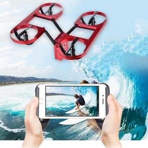 TYRC TY6 4-axis Foldable 2.4GHz WiFi Quadcopter with 2MP Camera, Headless Mode, One Key Return / Take Off, Altitude Hold(Red)