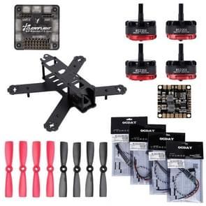 OCDAY 210mm Carbon Racing Quadcopter Frame Kit met Acro SP3 Racing F3 Flight Controller Board