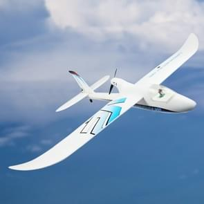 Dynam DY8925SRTF Hawksky V2 1370mm Glider Aircraft Beginner Plane Model Airplane met Remote Control, Include 2.4GHz Receiver met 6-Axis Gyro, SRTF versie