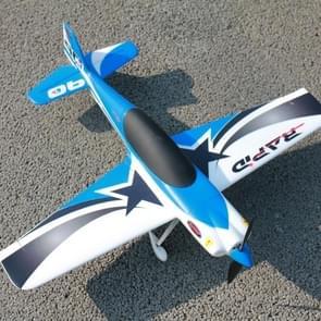 Dynam DY8965BNP Rapid 635mm Wingspan Race Airplane Model, Include 2.4GHz Receiver met 6-Axis Gyro, BNP versie