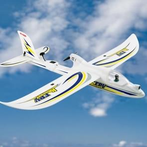 Dynam DY8978BNP Hawksky FPV V2 1370mm Glider Aircraft Plane Model 5.8GHz ISM FPV Airplane, Include 2.4GHz Receiver met 6-Axis Gyro, 200mW Output Power, BNP versie