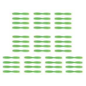 10 Sets 60mm Propeller Props for QX90 RC Quadcopter(Green)