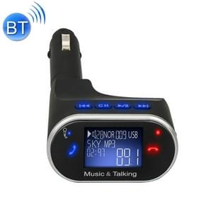 630C Chicken Leg Shape Car Stereo Radio MP3 Audio Player, Bluetooth Hands-free Car Kit FM Transmitter