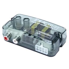 TSK TD-22 Car Stereo Speaker Level Converter, High VF Rotates Low VF