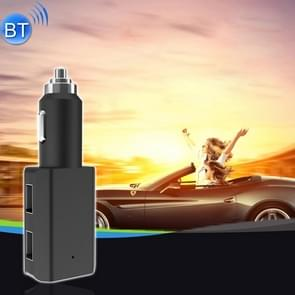 LS-3013 Wireless Bluetooth FM Transmitter MP3 Player Radio Adapter Car Charger, with Hand-Free Calling, Music Player, Dual USB Charge, NFC Function