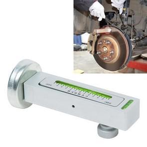 Car Magnetic Camber Castor Strut Wheel Alignment Level Gauge Tire Repair Tool