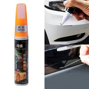 Car Scratch Repair Auto Care Scratch Remover Maintenance Paint Care Auto Paint Pen(White)