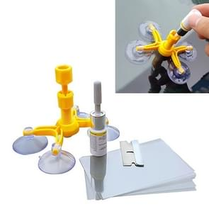 Professional Windscreen Repair Tool Paintless Dent Removal Car Window Windshield Repair Kit Chip Crack Auto Glass