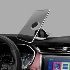 Topfree Universal Phone Whale Shape Magnetic Holder Stand Mount, For iPhone, Samsung, LG, Nokia, HTC, Huawei, and other Smartphones (Black)