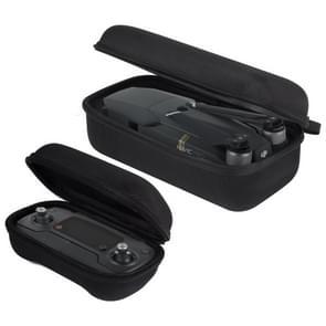 Portable Remote Controller (Transmitter) + Drone Body Bag Storage Box Case for DJI Mavic Pro and Accessories (Black)