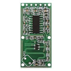 LDTR - WG0073 Human Motion Sensor Module with Microwave Radar Induction Switch