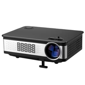 Weijoy L2 300ANSI Lumens 5.8 inch LCD Technology HD 1280*768 pixel Projector met Remote Control,  VGA, HDMI (zwart)