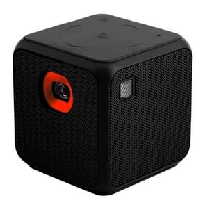 M5 Cube Mini 60 Lumens Android Home Theater blauwtooth LED Projector met Remote Control, Support Micro SD & USB & WiFi & Audio Out