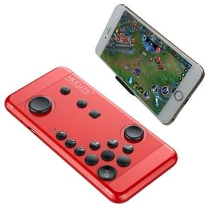 MOCUTE-055 Portable Bluetooth Wireless Game Controller with Phone Clip for Android / iOS Devices / PC(Red)
