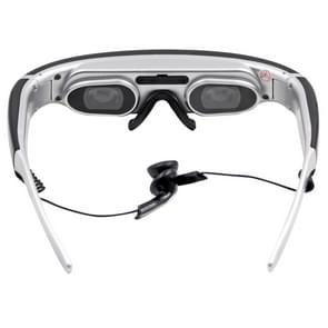 VISION-720 68 inch Private Virtual Theater 3D Video Games Glasses Display with 8GB Memory, Support 1080P Video & 3D & Music & Picture & E-book & TF Card & AV-IN Play
