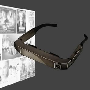 VISION-800 Android 4.4 1GB+2GB Super Smart Retina Glasses 3D VR Virtual Reality Headsets with 5.0MP Camera, Support WiFi, Bluetooth, TF Card, Video Recording