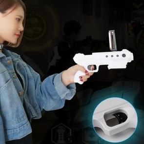 New Tech Entertainment Immersive AR-Gun RK2 Shooting Game Equipment Virtuality and Reality Interaction Bluetooth AR Gaming,   Bluetooth: 4.0 Version (White)