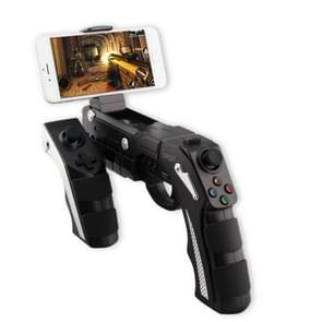 ipega PG-9057 Phantom Shox Gun Shaped Bluetooth Wireless Game Controller with Phone Clip for Android / iOS Devices / PC