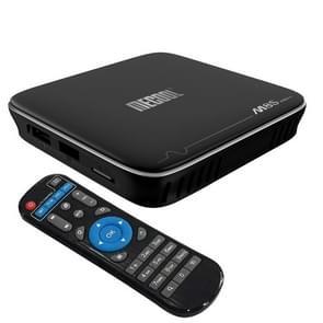MECOOL M8S PRO+ 4Kx2K UHD Smart TV BOX Player with Remote Controller, Android 7.1 Amlogic S905X Quad Core 2.0GHz, RAM: 2GB, ROM: 16GB, WiFi, HDMI, OTA, LAN(Black)