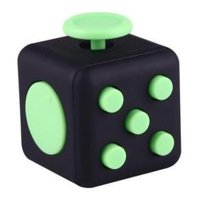Fidget Cube Relieves Stress en Anxiety Attention Toy met Lanyard voor Children en Adults, Random Kleur Delivery