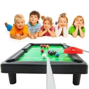 Parental Educational Indoor Children Billiards Toys American Pool Table