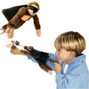 Slingshot Flingshot Flying Screaming Monkey Plush Toy