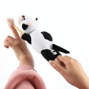 Slingshot Flingshot Flying Screaming Cow Plush Toy