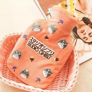 Flannel Warm Water Bag Mini Cartoon Warm Hand Bag Hot Water Bag