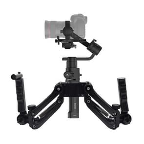 Dual Handheld Gyro Stabilizer Anti-shake Stabilization Gimbal for DJI OSMO / OSMO Mobile / OSMO Mobile 2, Ronin S