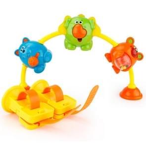 Brettbble Cartoon Baby Child Early Education Animal String Music Toys