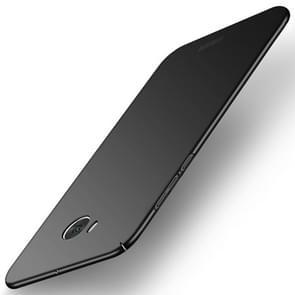 MOFI voor HTC U11 Life Frosted PC ultra-dun Edge Fully Wrapped beschermings Back Cover hoesje(zwart)