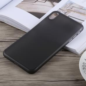 Ultra-thin Frosted PP Case for  iPhone XS Max(Black)