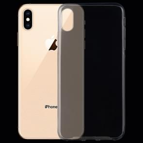 TPU Ultra-thin Transparent Case for iPhone XS Max(Transparent)