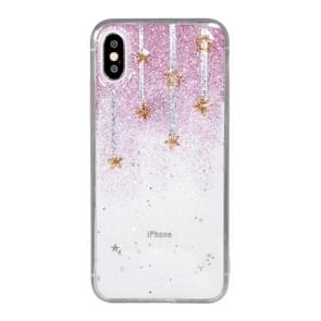Meteor Pendant Pattern Case for iPhone XS Max