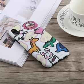 Pattern Shockproof TPU Case for iPhone XR