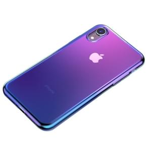 Baseus Glow Two Color-changing Electroplating TPU Case for iPhone XR