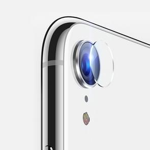 0.2mm 9H 2.5D Rear Camera Lens Tempered Glass Film for iPhone XR