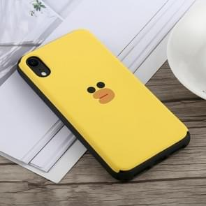 Slide Bumper Double Layer Shockproof TPU + PC Case for iPhone XR