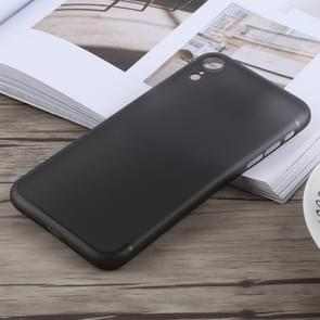 Ultra-thin Frosted PP Case for  iPhone XR(Black)